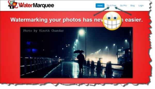 Онлайн сервис «WaterMarquee»