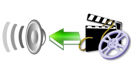 Как вырезать музыку из видео