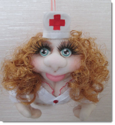 авто-попик медсестра