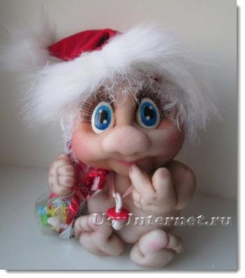 рождественский малыш