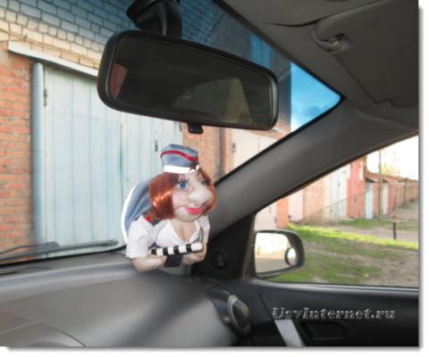 сувенир в машину