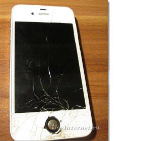 как разобрать iPhone 4s