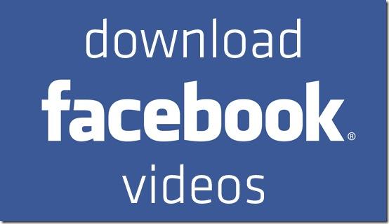 скачать видео с Facebook
