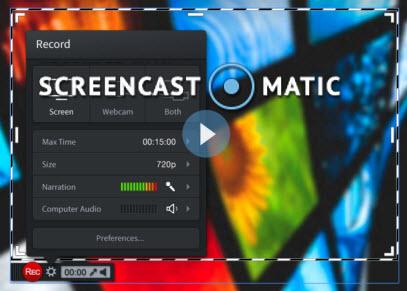 screencast-o-matic как скачать видео