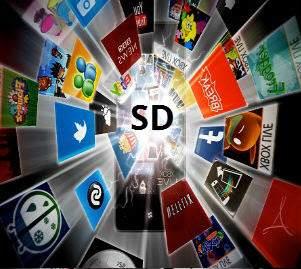 как переместить приложения с телефона на карту памяти Android