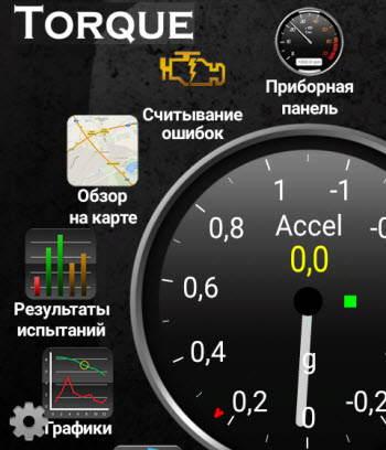 инструкция Torque Pro на русском