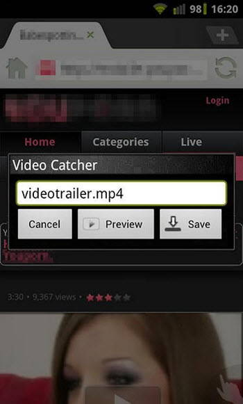 Video Catcher