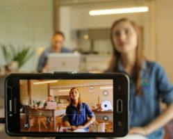 телефон как вебкамера